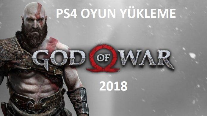 PS4 OYUN YÜKLEME 2018 | KONSOL HACK ve GELİŞTİRME