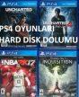PS4 OYUNLARINI HARD DİSKE YÜKLEME